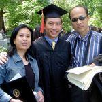 Frank College Graduation, 2006; 1 of 7