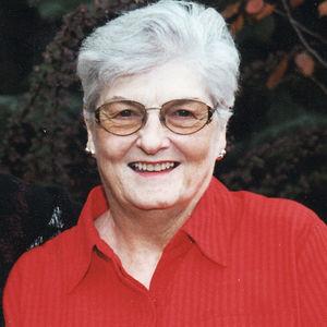 """Mrs. Geraldine  'Gerry"""" Faurot"""