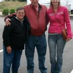 My Uncle Herb, Aunt Ruth and Myself (Brenda Johns)