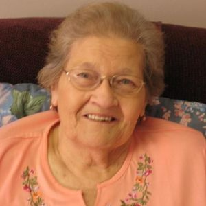 Martha Clark Albertson Obituary Photo