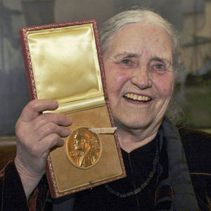 Doris Lessing Obituary Photo