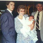 Grammie, James, Brian and Amanda