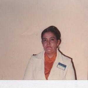 Maria Mendoza Zepeda