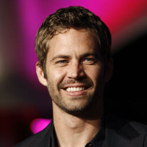 Paul Walker Obituary Photo