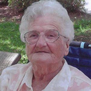 Mrs. Betty June Parrish Beaudette