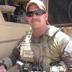 Brandon E. McGraw, Gunnery Sgt.