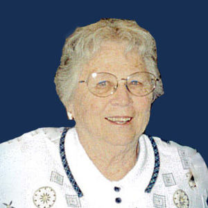 Ruthe Norene Hansen Obituary Photo