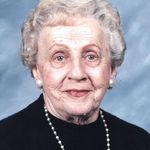 Mary Anderson obituary photo