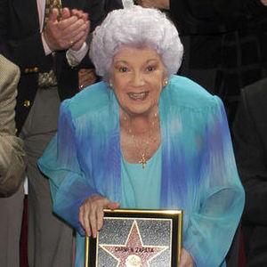 Carmen Zapata Obituary Photo
