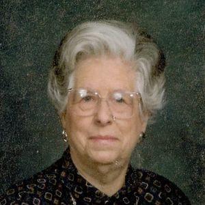 Mrs. Mabel Ann Breeding