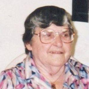 Catherine Ann Wood