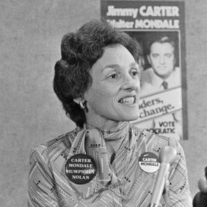 Joan Mondale Obituary Photo