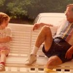 I love you, Pappaw! From your youngest granddaughter, Kate. Photo taken in 1996 in Nashville, TN.