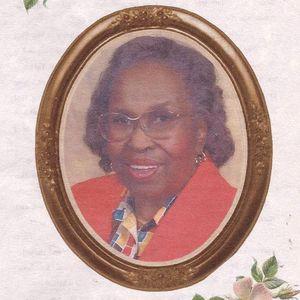 Mrs. Lula M. Smallhorne