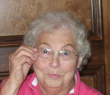 "Diane ""Chickie"" Riley, 81, May 18, 1932 – February 24, 2014, Bedford, New Hampshire"