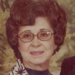 Kittie Mae Bobell Obituary Photo