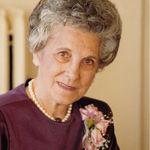 Alberta E. (Marroni) Bage
