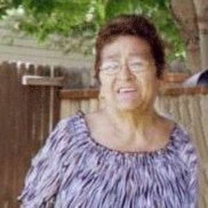 Rose Manzanares Obituary Photo