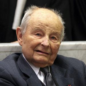 Jacques Servier Obituary Photo