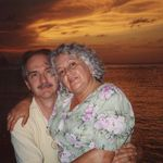 Isabel and Ricardo in Cancun 2001
