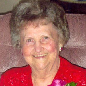 Mildred Carter Obituary Photo