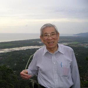 Rev Charles Kwok