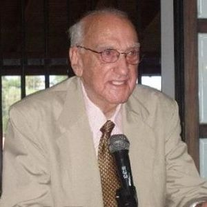 Dr. Jacinto  Convit Obituary Photo