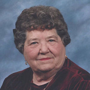 M. Barbara Robson Obituary Photo