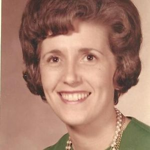 Mrs. Shirley Cox Sauls