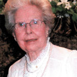 Alice L. McKinstry obituary photo
