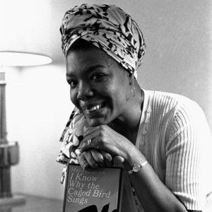 Dr. Maya Angelou Obituary Photo