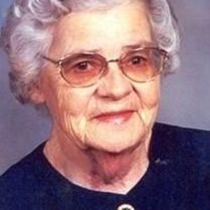 Dorothy Myers Begoon