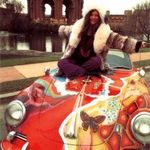 Janis and her Porsche