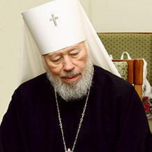 Metropolitan Volodymyr Obituary Photo
