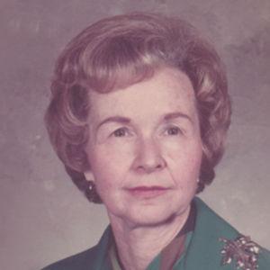 Mrs. Valeria Mobley Hughes