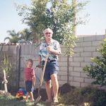 1999 Denny & his great-nephew Troy