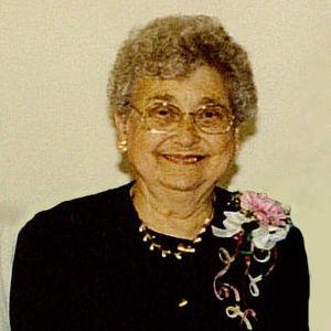 Dorothy Gladys Moore Obituary Photo