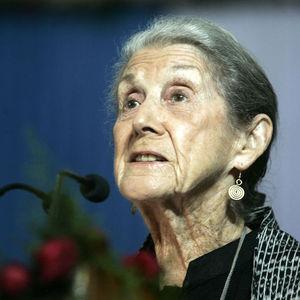 Nadine Gordimer  Obituary Photo