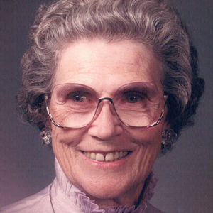 Ruth Woodward Jamison Obituary Photo