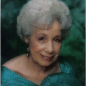 Evelyn Frances Svientek Obituary Photo