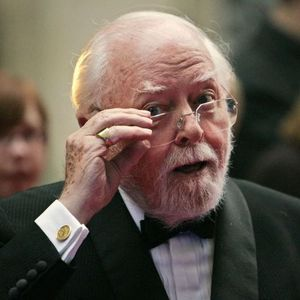 Richard Attenborough Obituary Photo