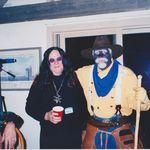 Ozzie and Mudbone.