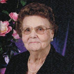 Inez Sholar Hanchey