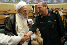 Ayatollah  Mohammadreza  Mahdavi  Kani