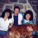 Sue, Bob, Kathy and Bear - happy memories