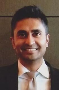 Tejas Patel Obituary Photo