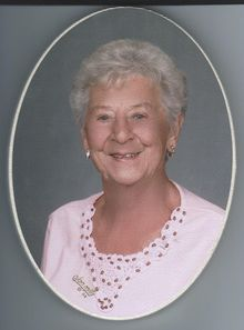 Doris M. (nee Scaggs) Ritter
