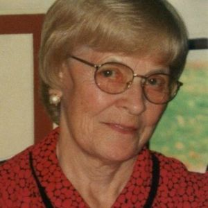 Yvonne Provencher Obituary Photo