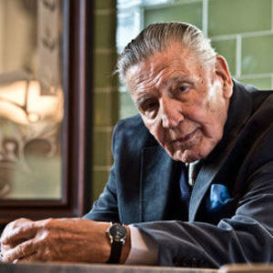 """Mad"" Frankie Fraser Obituary Photo"
