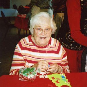 Joan Frances Watson Obituary Photo